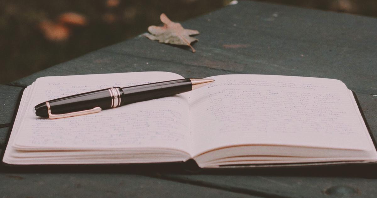 Image L'écriture après un décès : la thérapie par les mots