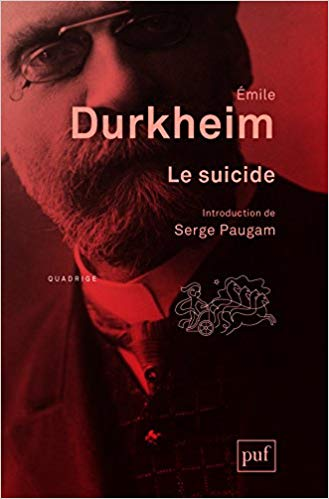 Émile Durkheim, Collection « Quadrige » PUF, 2013.